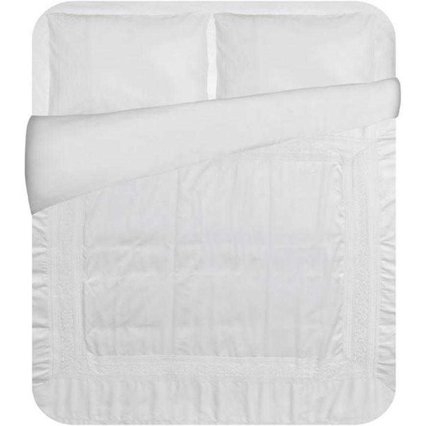 STELLY duvet cover set of 3 white