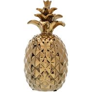 PINEAPPLE decoration h23cm gold