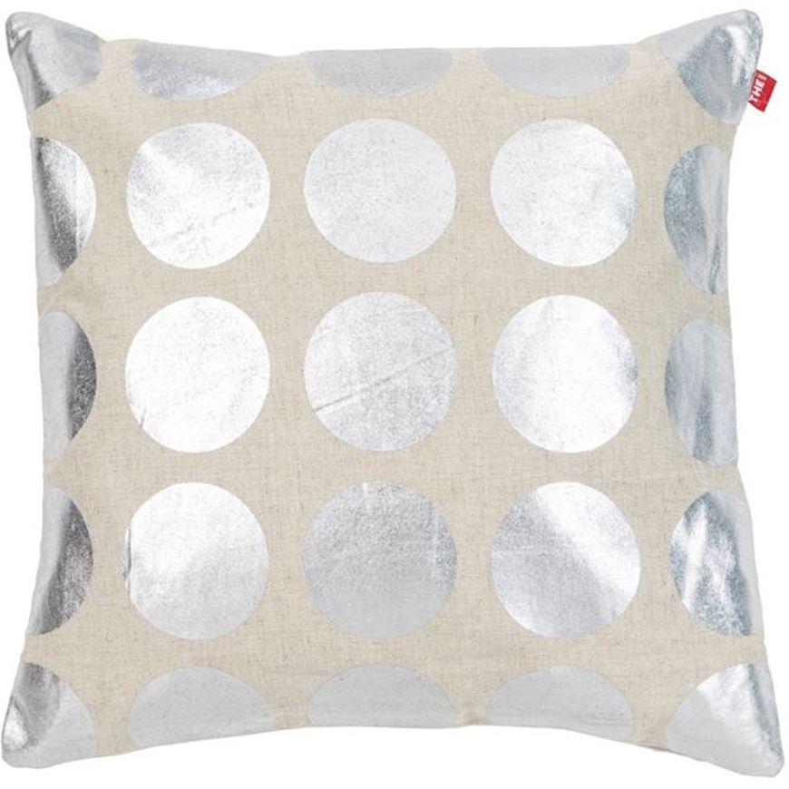ABELLE cushion cover 45x45 silver