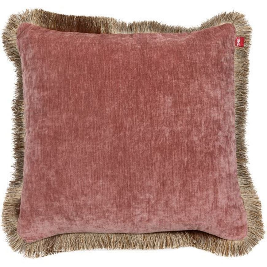 AUDREA cushion cover 45x45 pink