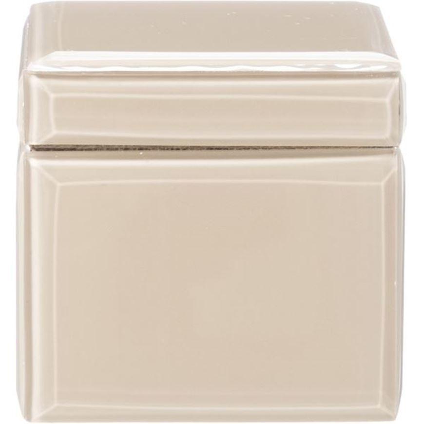DENYA box 10x10 beige