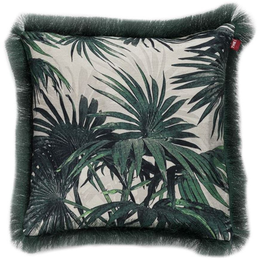 Picture of CASA cushion cover 45x45 green
