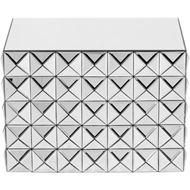 KINZ side table 59x43 clear