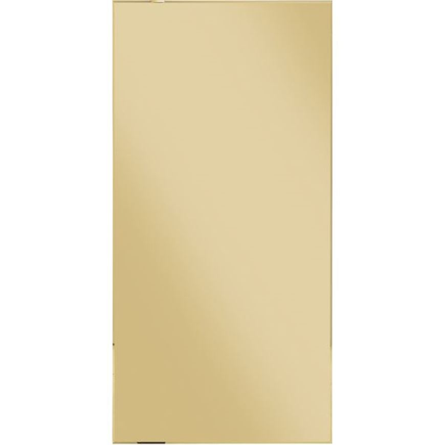 Picture of TOUR mirror 120x60 gold