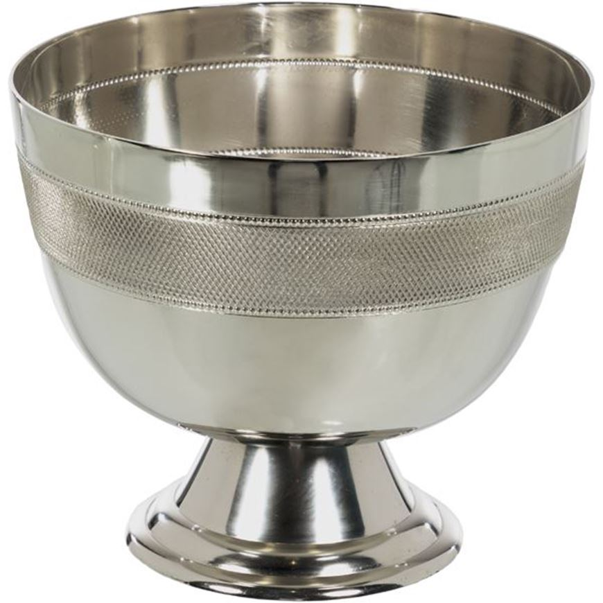 Picture of CALEB bowl d24cm nickel