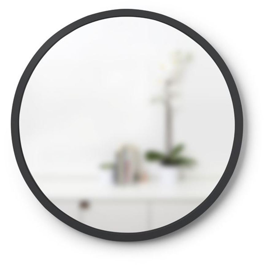 HUB mirror d46cm black