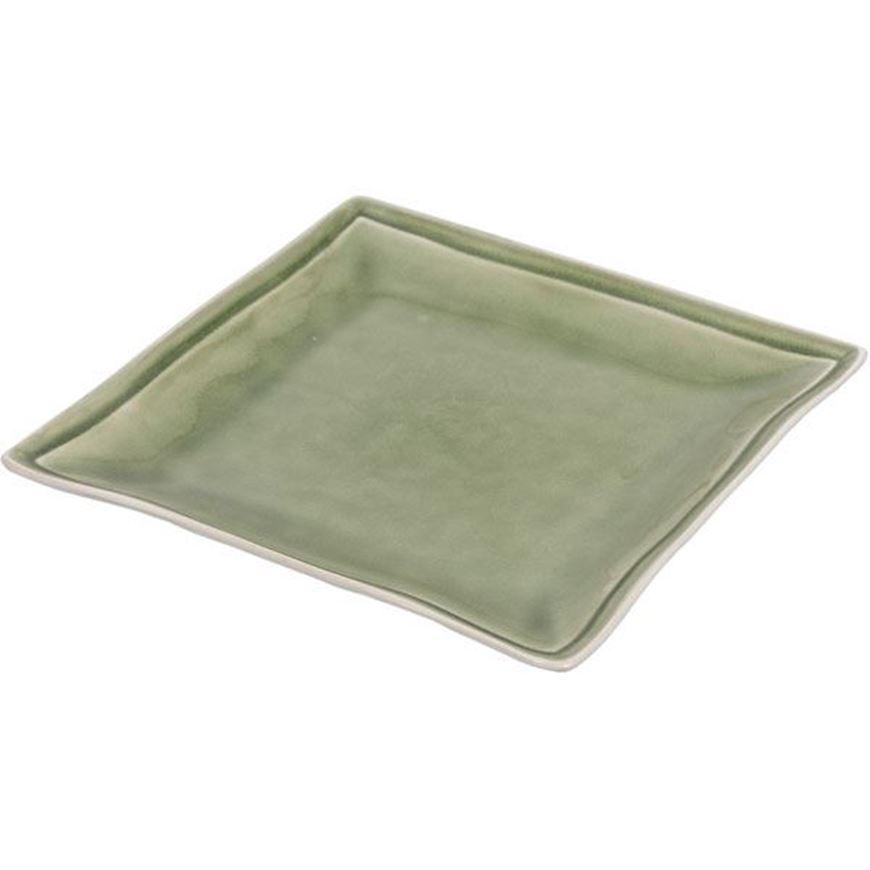 MAGNA plate 22x22 green