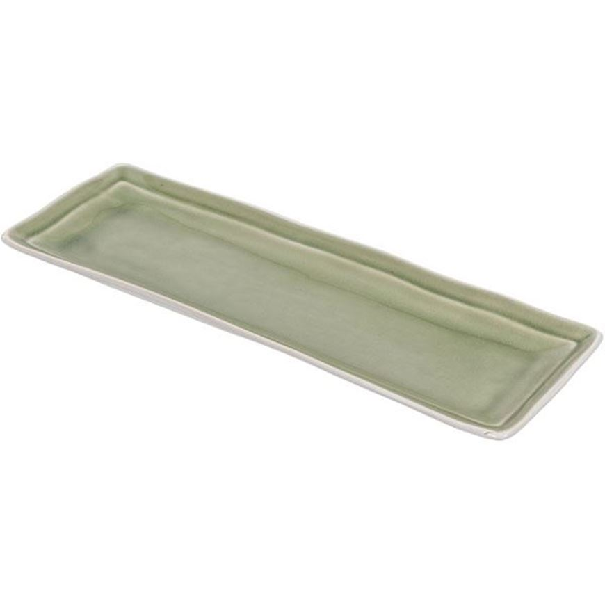 Picture of MAGNA plate 32x11 green