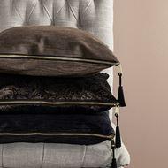 ROCCO cushion cover 45x45 beige