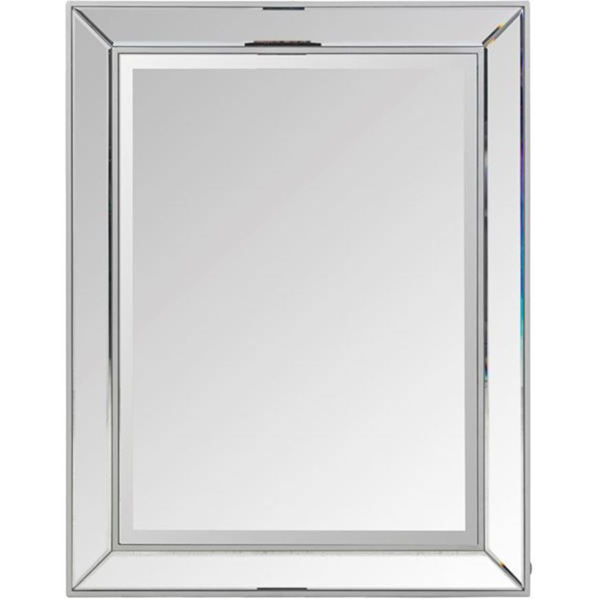 Picture of VANE mirror 92x71 clear/silver