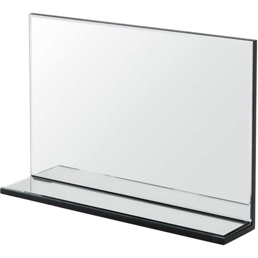 Picture of L SHAPE mirror 60x40 clear