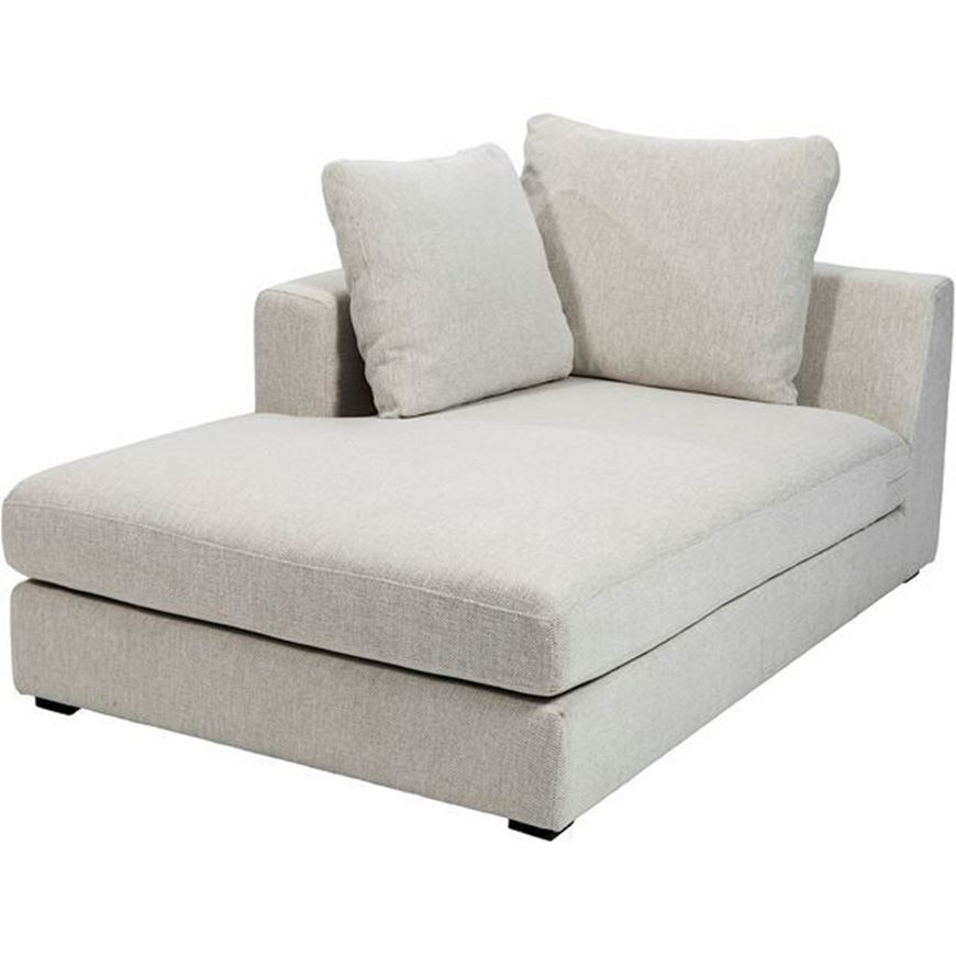 READ chaise lounge Left beige