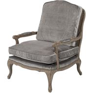 KASE armchair grey