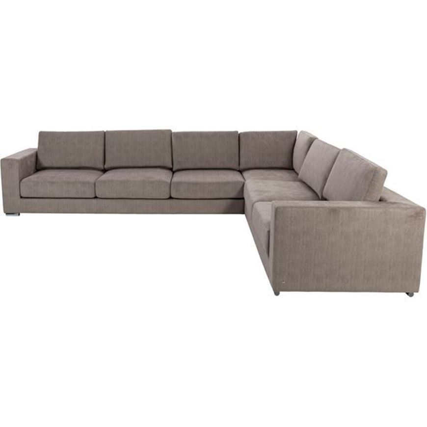 NICOLETA corner sofa light beige