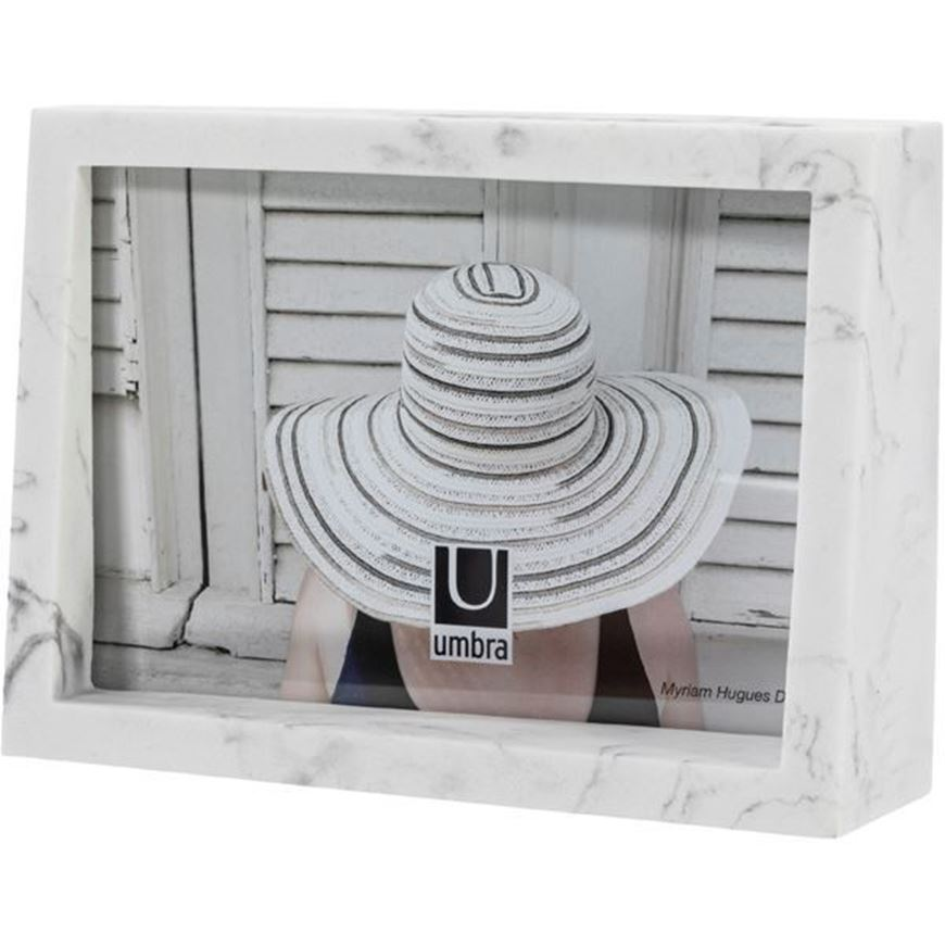 EDGE photo frame 10x15 white
