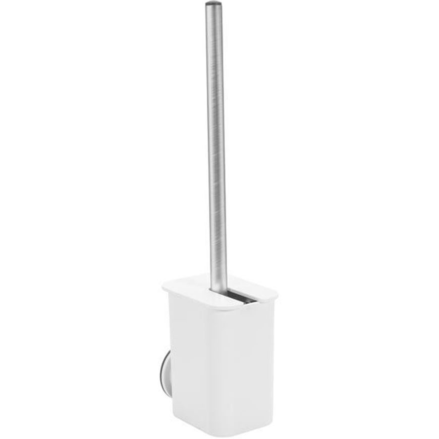 FLEX sure-lock toilet brush white