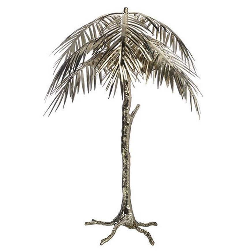 PALM table lamp h64cm gold