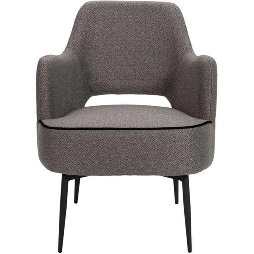 BEE armchair taupe