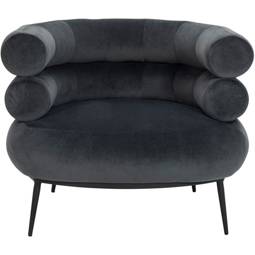 RINGU armchair dark green