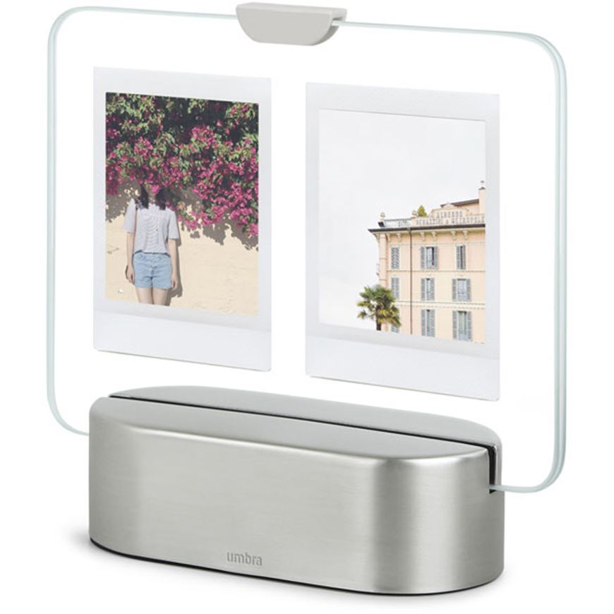 Picture of GLO instant photo frame 6x8/2 nickel