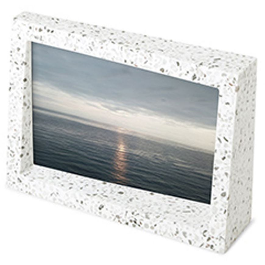 Picture of EDGE photo frame 10x15 grey