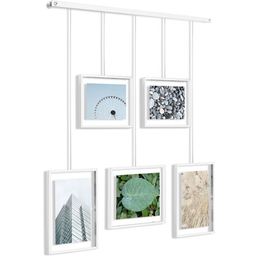 Picture of EXHIBIT photo holder 5 white
