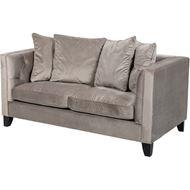SAMY sofa 2 microfibre taupe