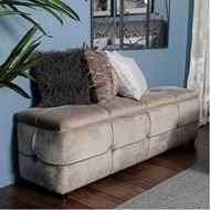 XIA cushion cover 40x40 grey