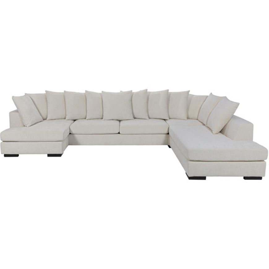 Picture of PASO sofa U shape Right cream