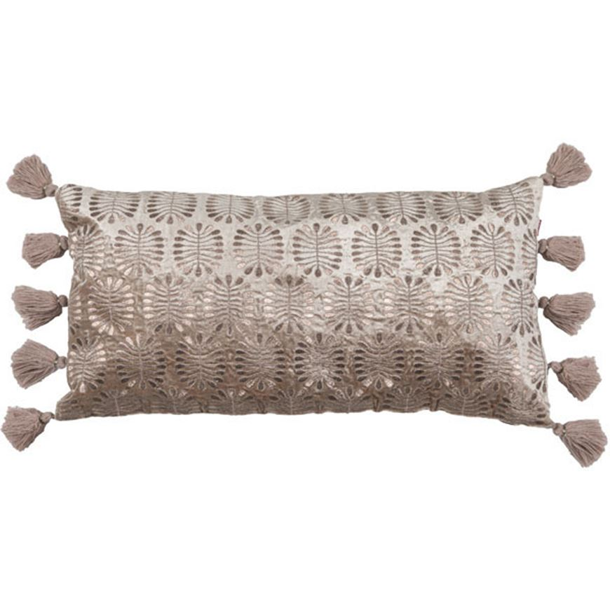 Picture of LANI cushion cover 30x60 beige