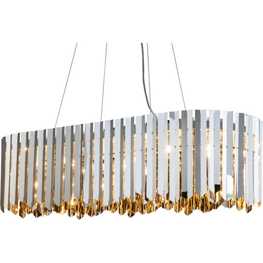 Picture of ADD 100 chandelier 100x37 stainless steel