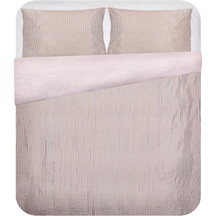 KARRISA duvet cover set of 3 pink
