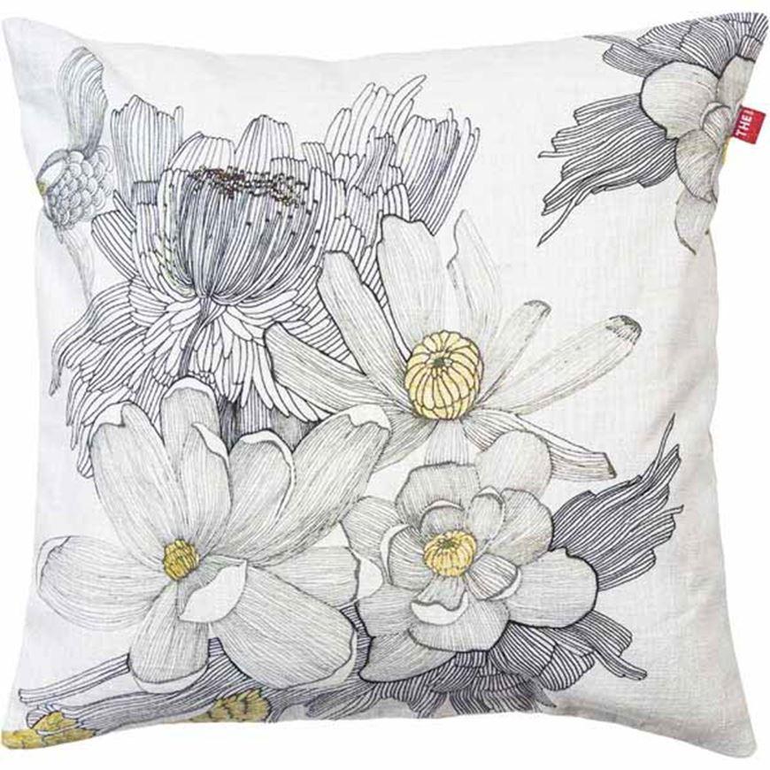 Picture of VALERIA cushion cover 45x45 multicolour/cream