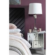 EIRA cushion cover 45x45 pink