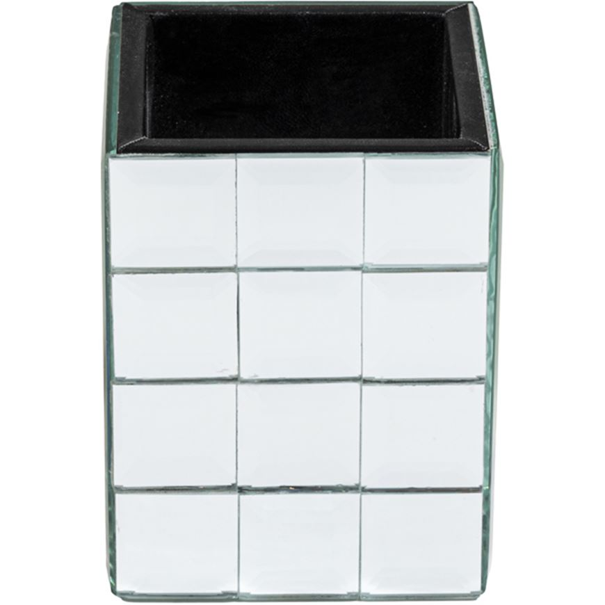 Picture of QUBE toothbrush holder clear